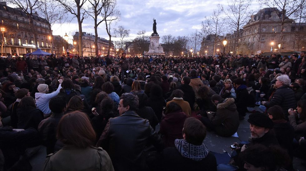 Nuevos disturbios por la reforma laboral en Francia