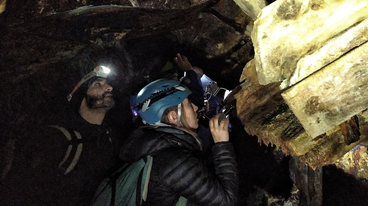 Gibraltar ensaya la nueva normalidad.Grabación del programa en la mina de wolframio de Casaio, en Ourense