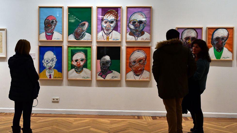 La imagen esencial de Bill Viola en la era del selfi.Eva Longoria en Asturias