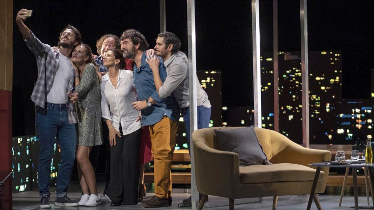 Así fue el estreno de «Elas», la coreografía reivindicativa de Ambar