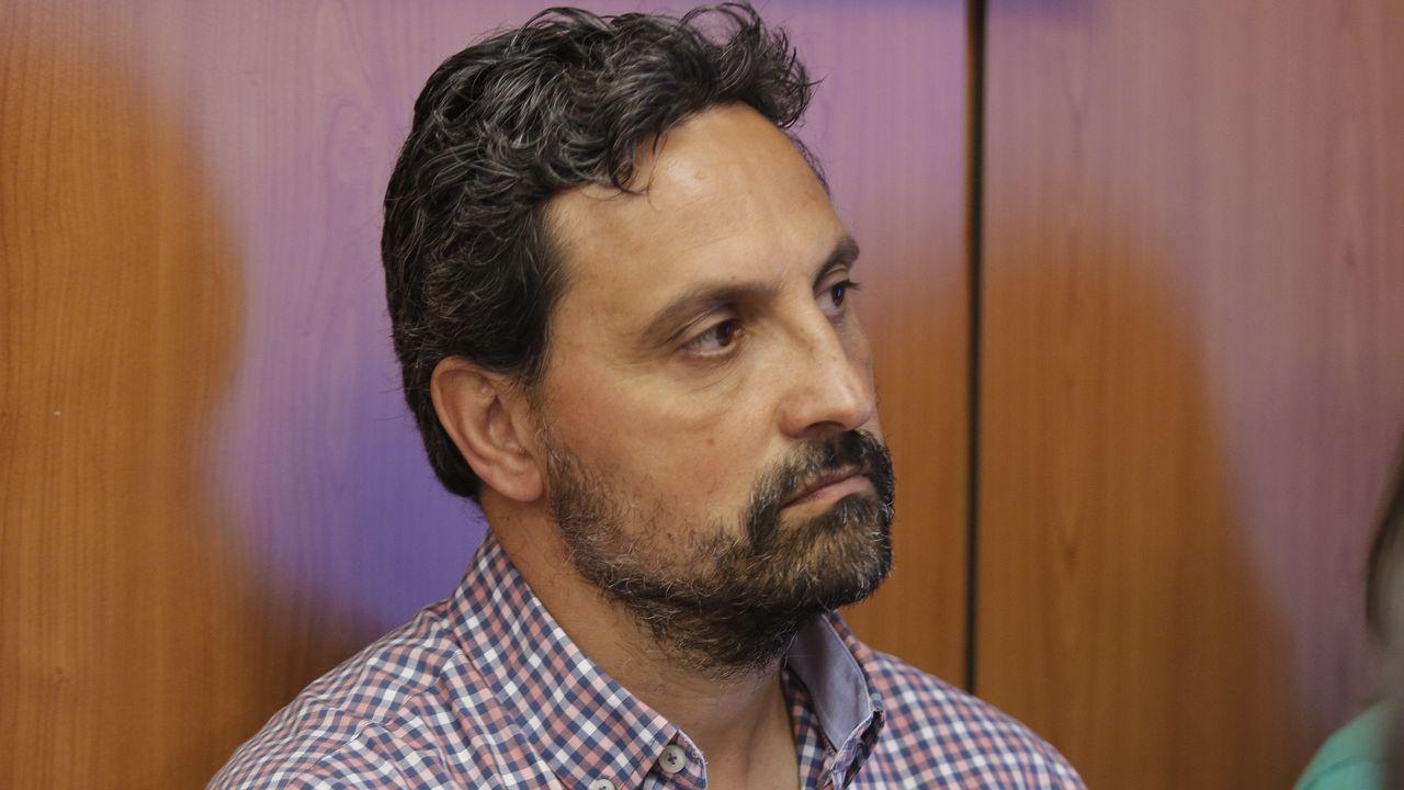 Antonio Molinos. 4.º teniente de alcalde. Obras Públicas e Medio Ambiente. 26.269 euros