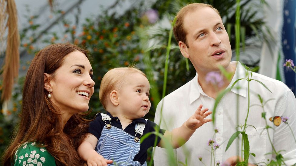 Alegría en Londres por el nacimiento de la niña de los duques de Cambridge.La duquesa de Cambridge en su último acto oficial.