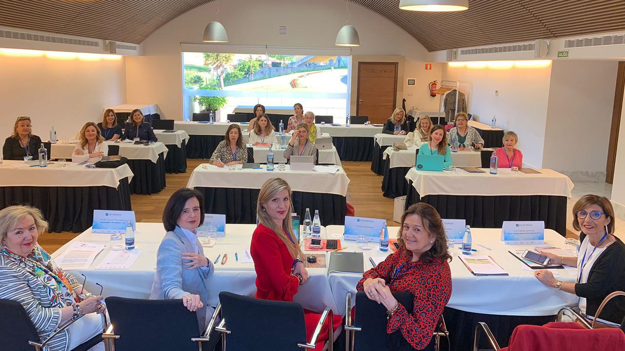 Jornada del Eje Atlántico de mujeres empresarias y directivas