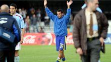 Gustavo López regresaba a Balaídos como jugador del Cádiz  y recibía el aplauso de la afición
