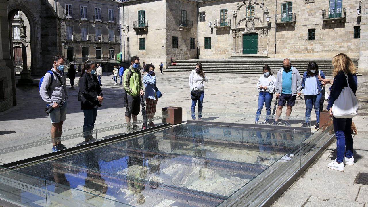 No Lucus Cultural haberá visitas guiadas por espazos destacados do Lugo romano