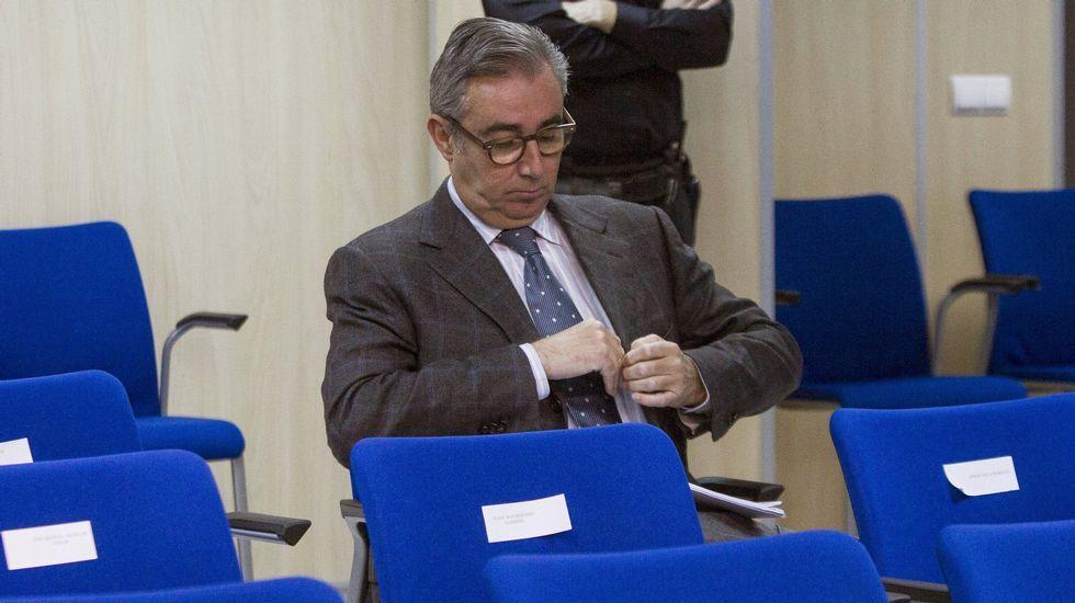 «Nóos siempre fue una organización con ánimo de lucro».Miguel Bernard, secretario de Manos Limpias