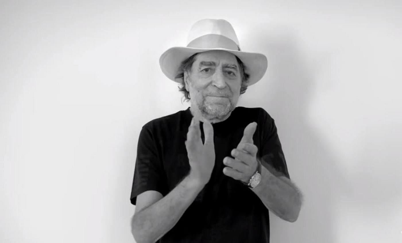 LUIS FONSI CON JESUS LÓPEZ, DIRECTOR DE UNIVERSAL MUSIC LATIN