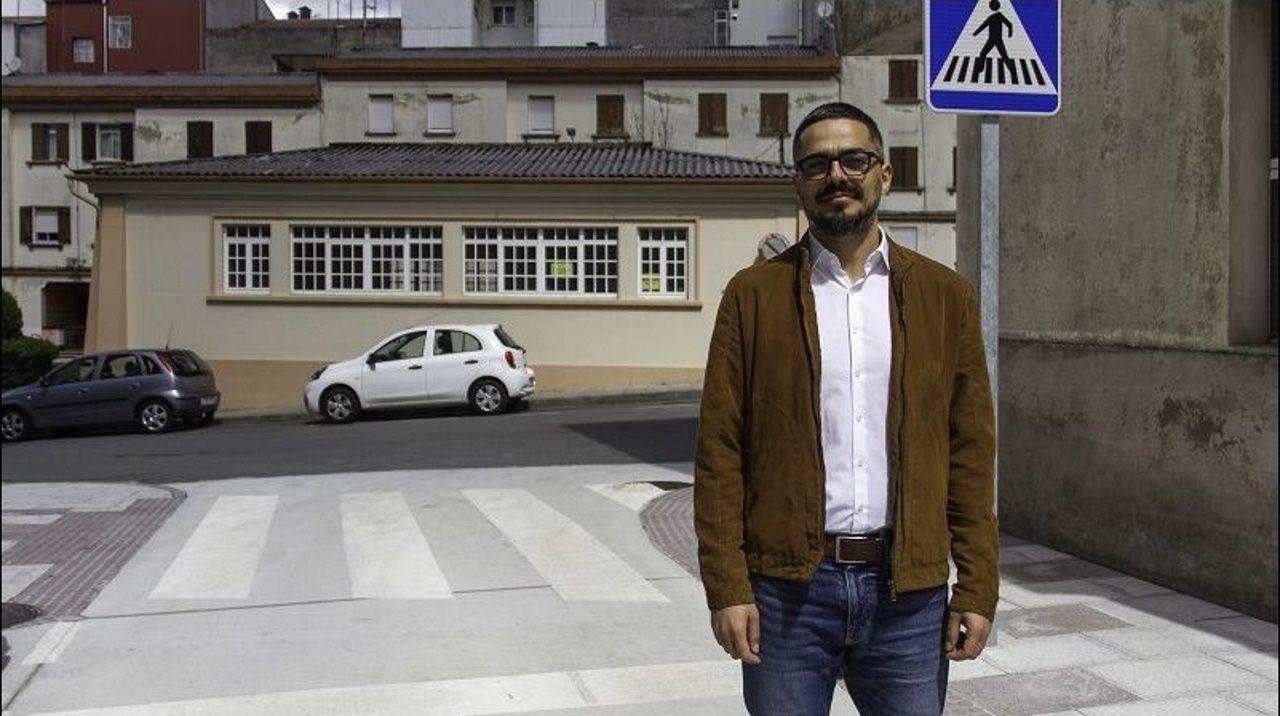 Daniel Pérez López, número 6 del BNG en A Coruña. Licenciado en Derecho en la Universidad de Santiago de Compostela, abogado y exconcejal de Carballo.