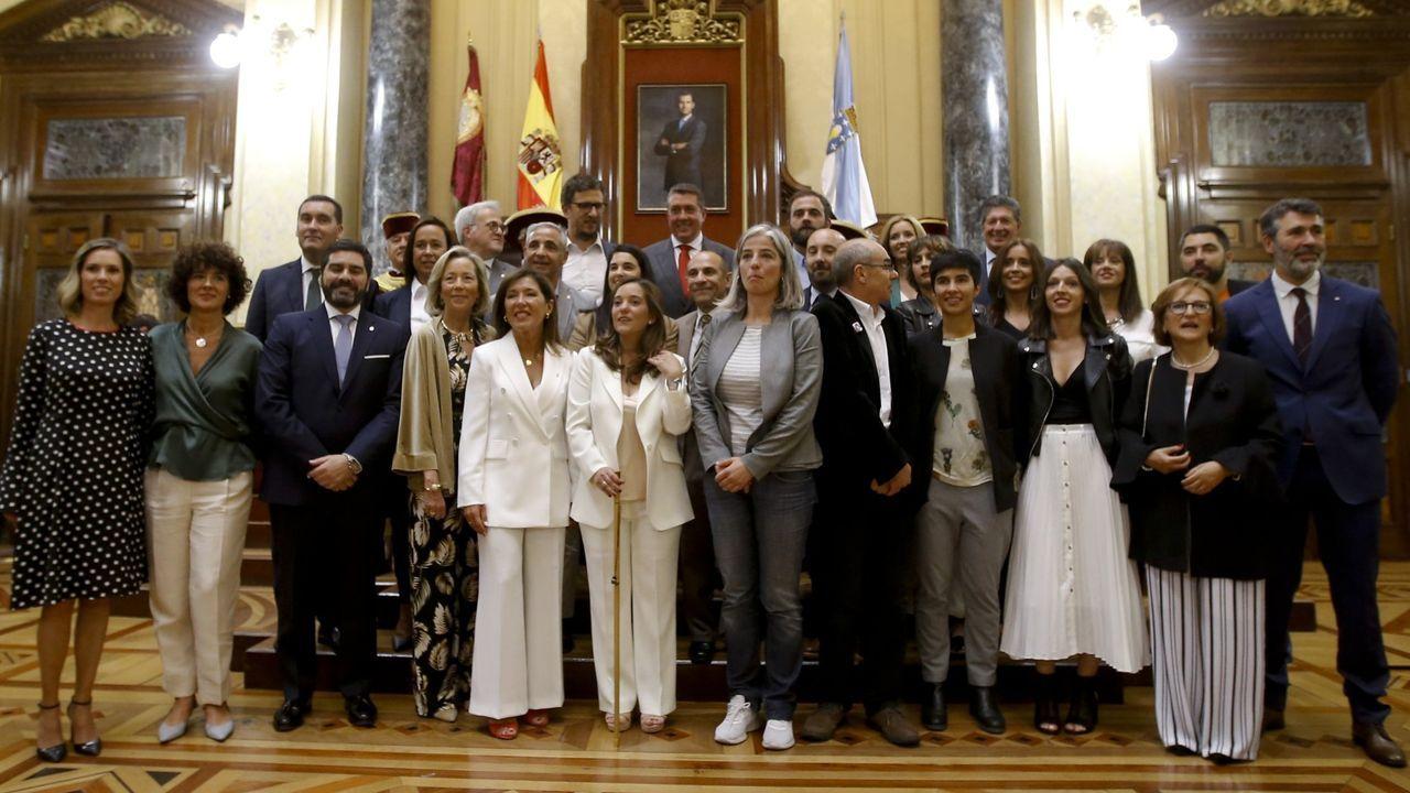 CORRAL.Corporacion de A Coruña.
