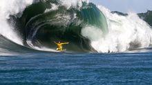 El surf de olas grandes en Galicia