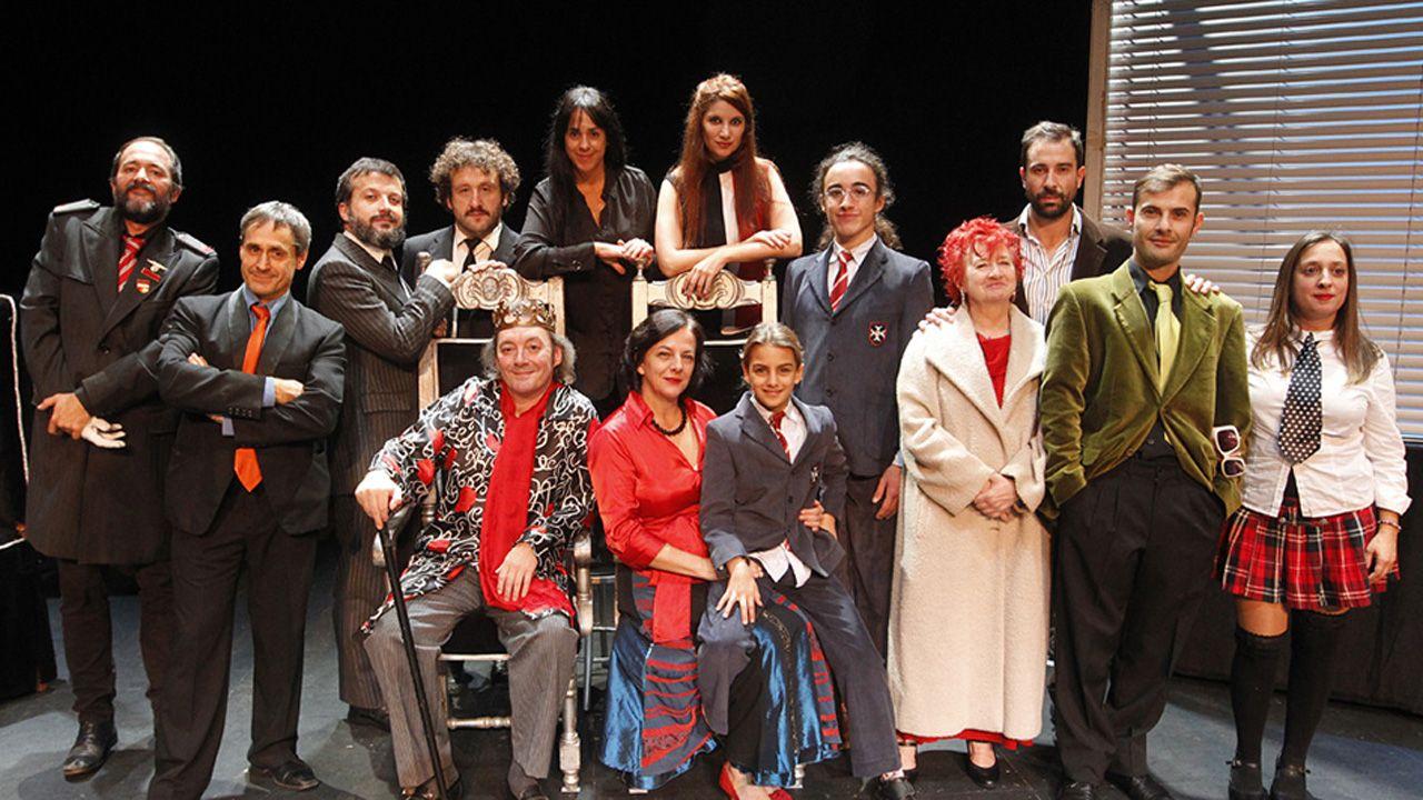 Compañía de teatro Higiénico Papel
