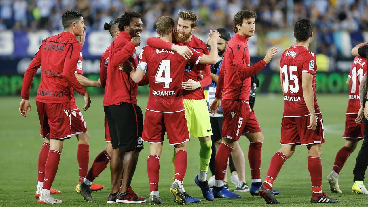 Lo mejor del Mallorca - Deportivo.san Juan en A Coruña