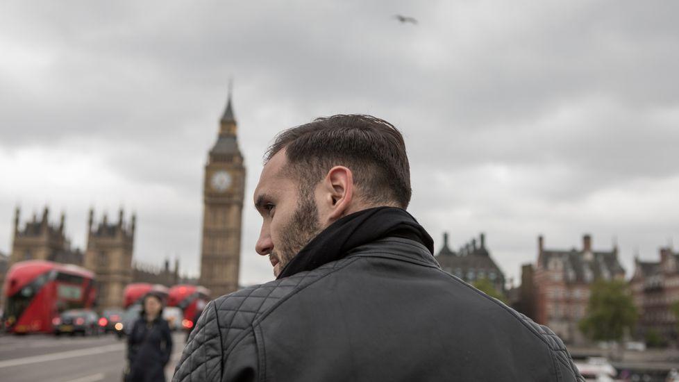 El día a día de Lucas Pérez en Londres