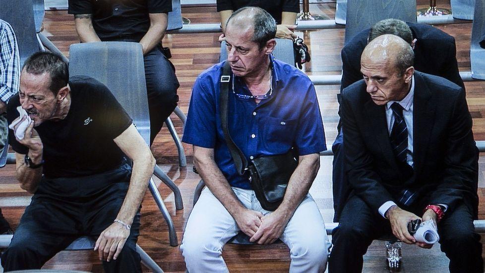 Del Nido: «Nada más que pienso en restituir a la sociedad el daño que hice»
