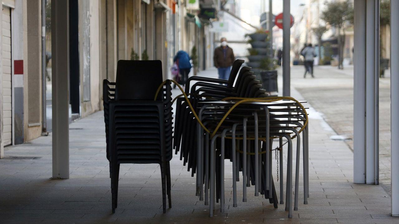 Boiro iniciará mañana la desescalada con el menor número de positivos desde el mes de octubre