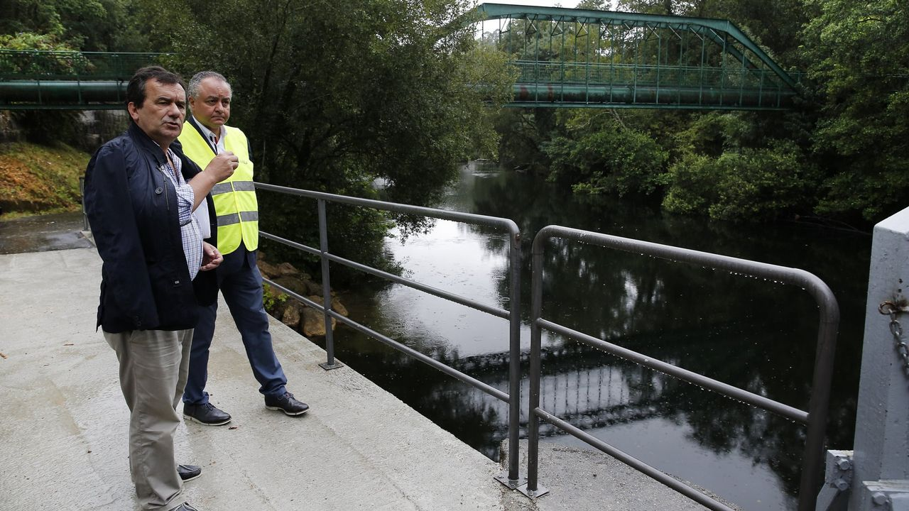 La sequía ya ha dejado a centenares de gallegos sin agua