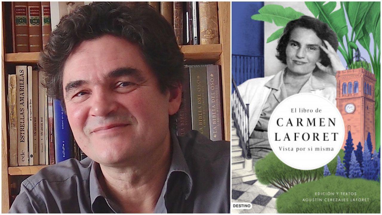O selo Xerais celebra cunha nova edición revisada os trinta anos da primeira novela de Manuel Rivas. .Agustín Cerezales revela en un libro el lado más personal de su madre, Carmen Laforet