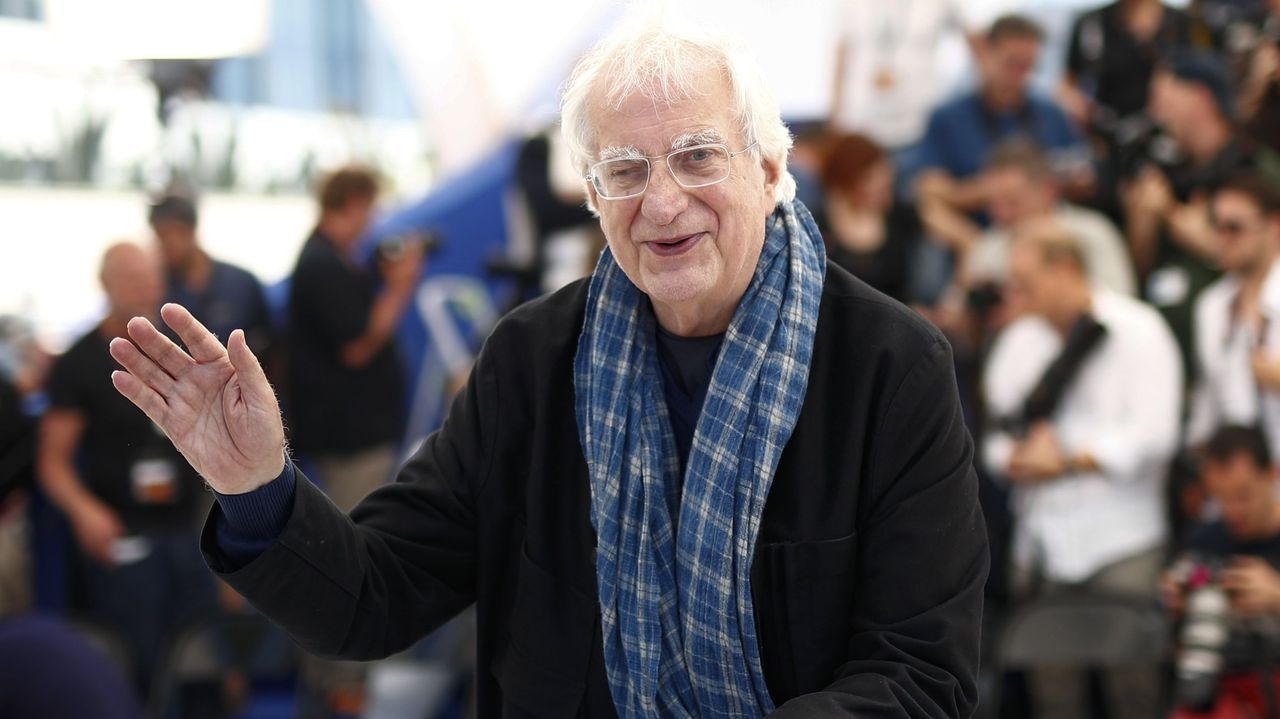 El cineasta Bertrand Tavernier, en el Festival de Cannes del 2016