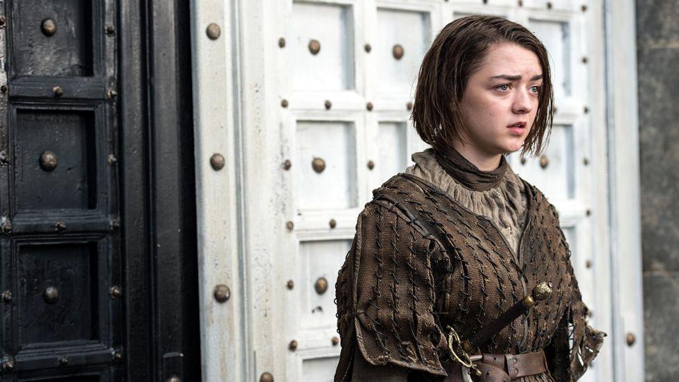 Arya Stark en Braavos