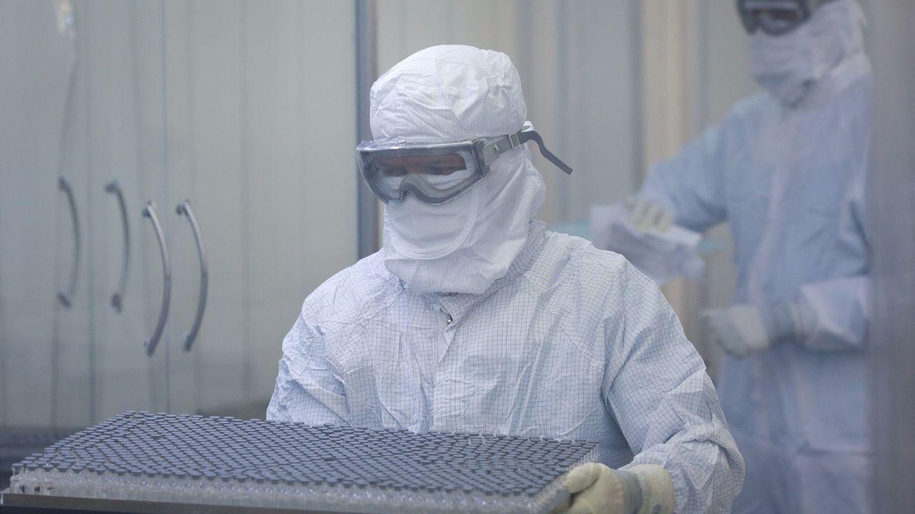 Fábrica para la producción de vacunas en Brasil