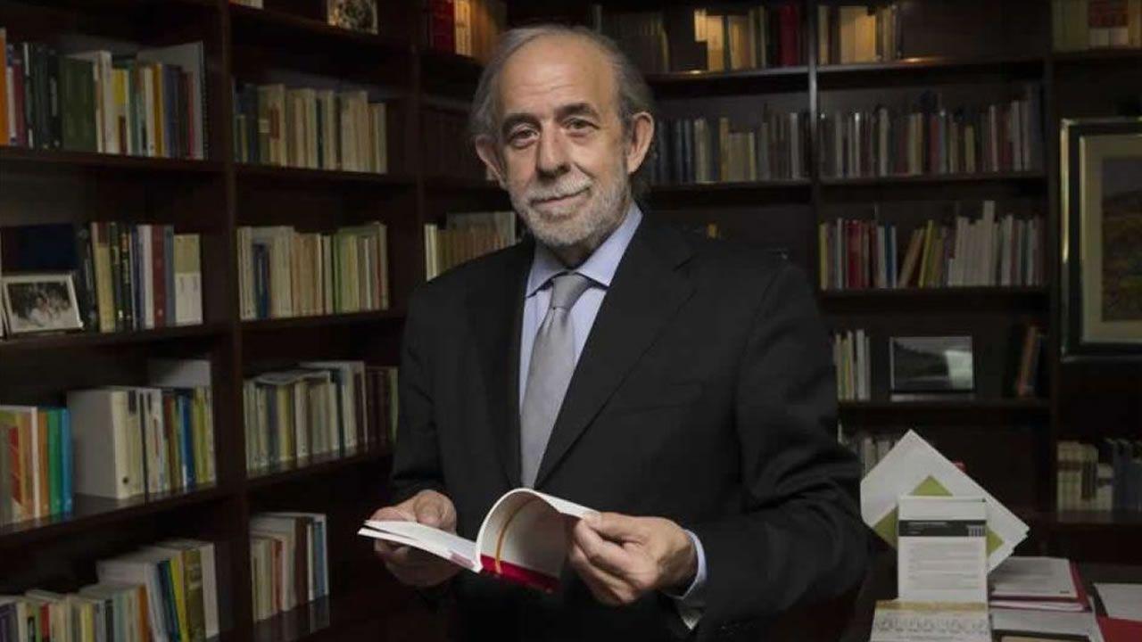 Fernando Valdes, magistrado del Tribunal Constitucional