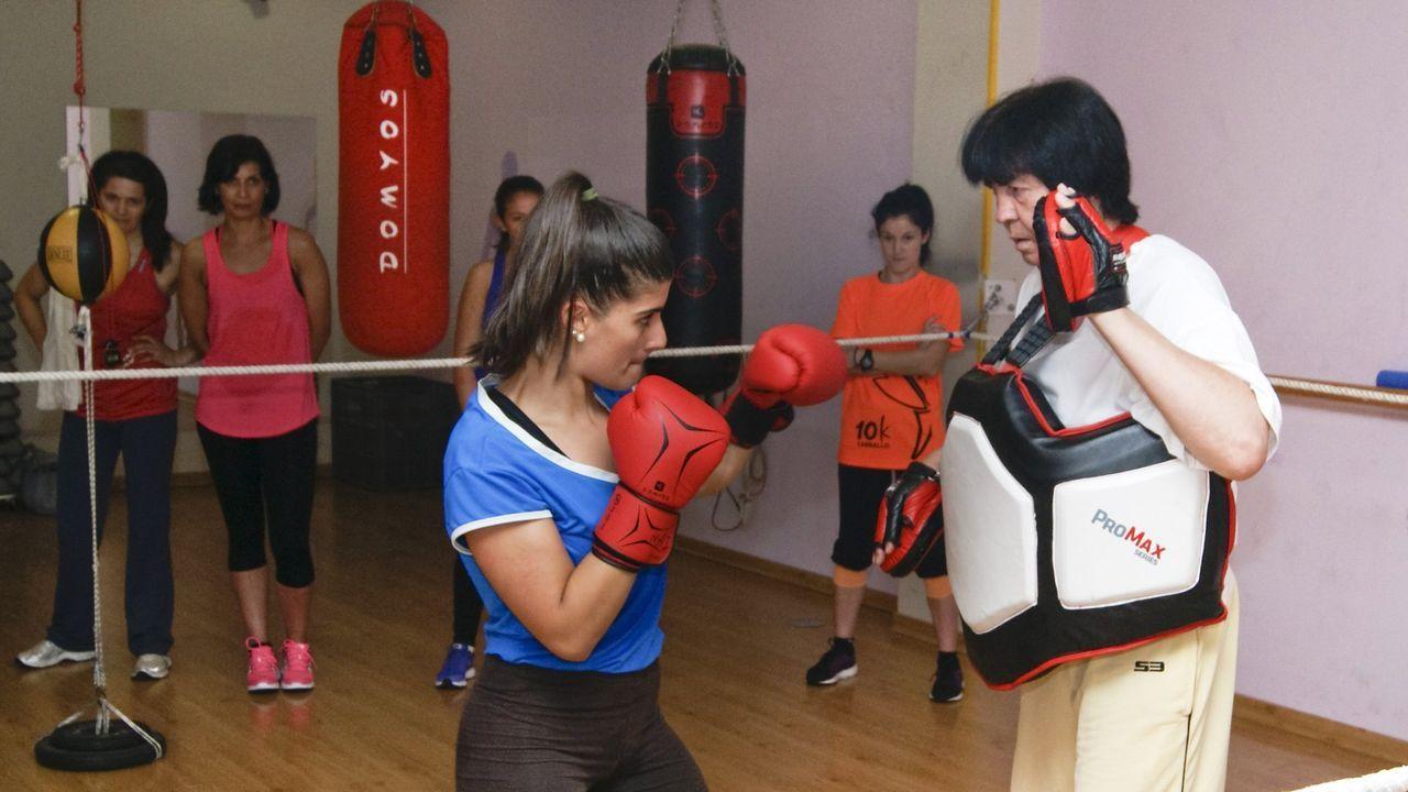 Habrá un curso de defensa personal para mujeres