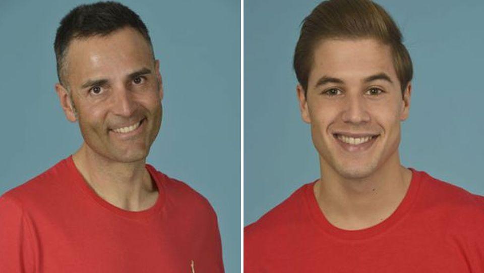 Final «Supervivientes 2014».Rafa Lomana y Abraham, candidatos a ser el ganador de «Supervivientes 2014»