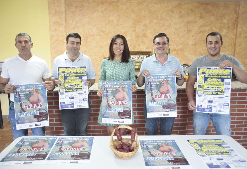 Presentación da Cátedra Galicia América
