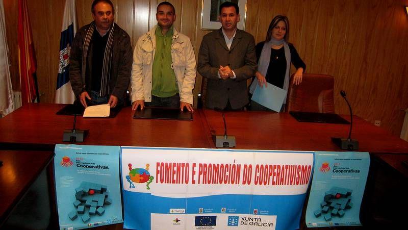Presentacion de la oficina de cooperativismo de sarria