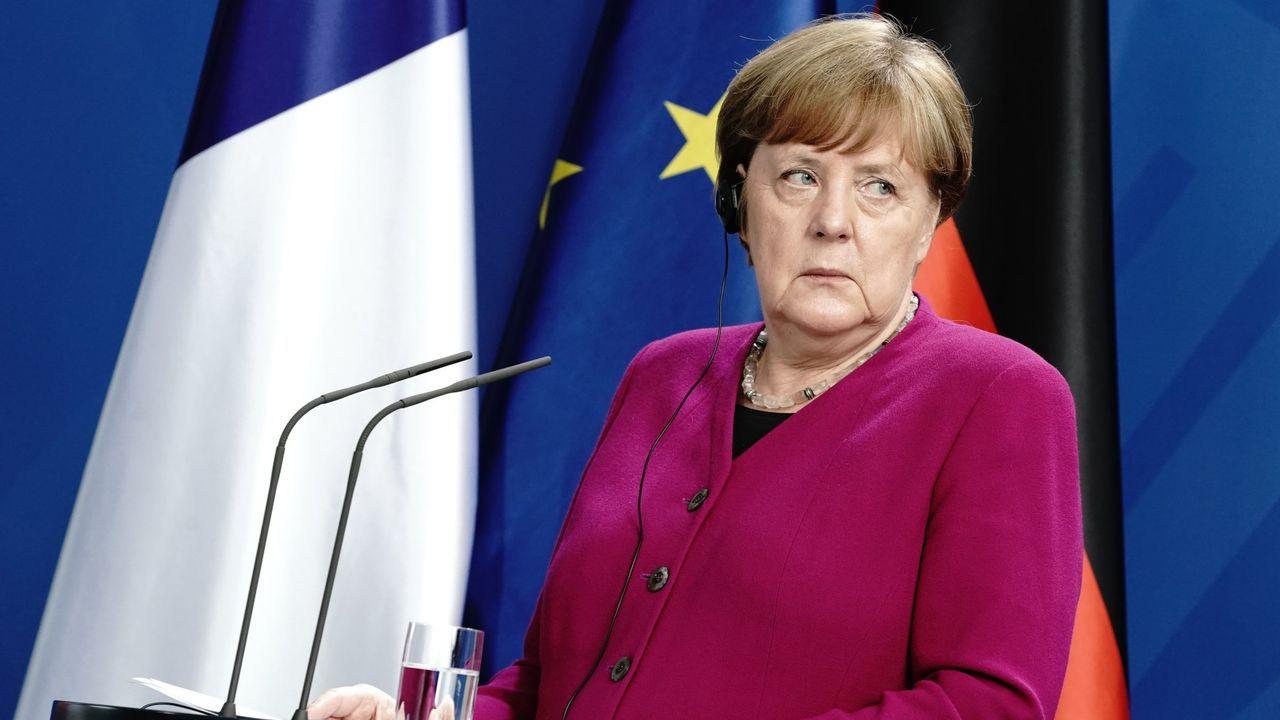 En Alemania ha crecido el número de fallecidos respecto a la jornada anterior