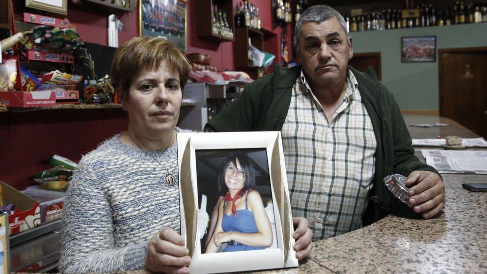 Accidente mortal en Teixeiro.Centro penitenciario de Asturias