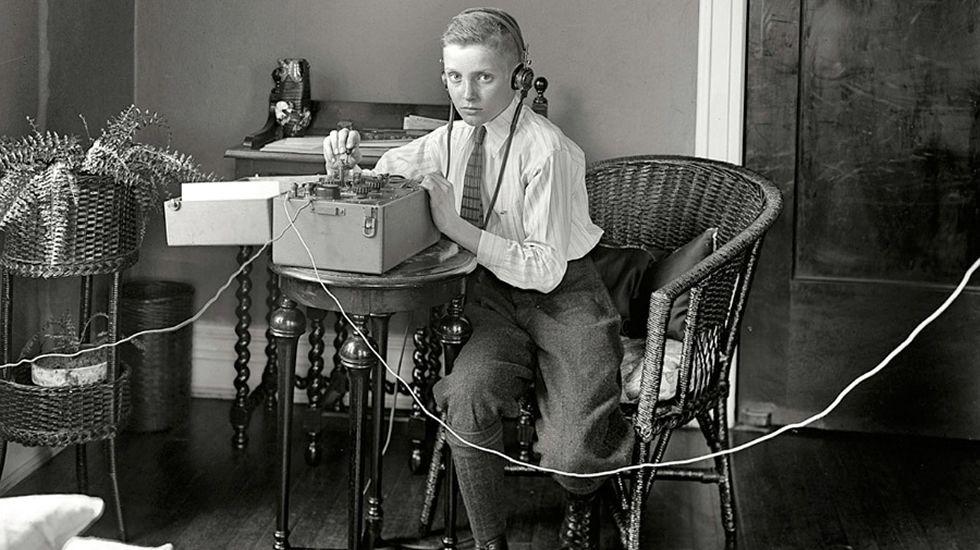 Retrato de Thomas Mann por Carl van Vechten