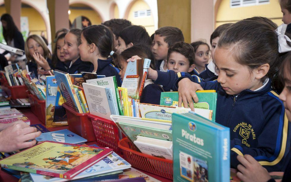 Los niños podrán participar en varios talleres.