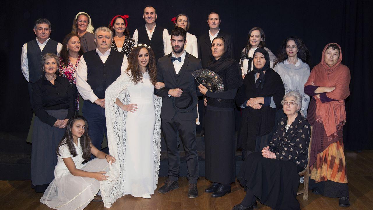 El pregón y la ofrenda floral abren las fiestas de San Roque.Federico García Lorca