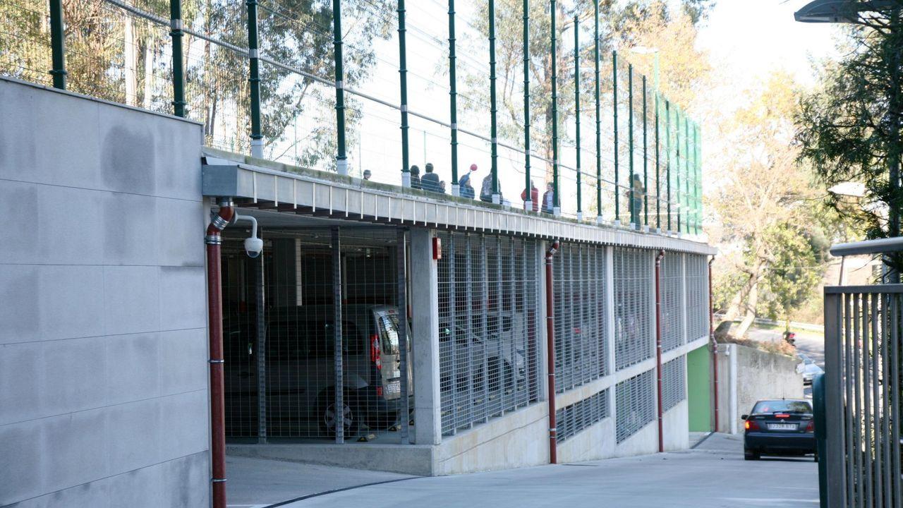 Centro Pai Menni de atención a personas con discapacidades en Betanzos