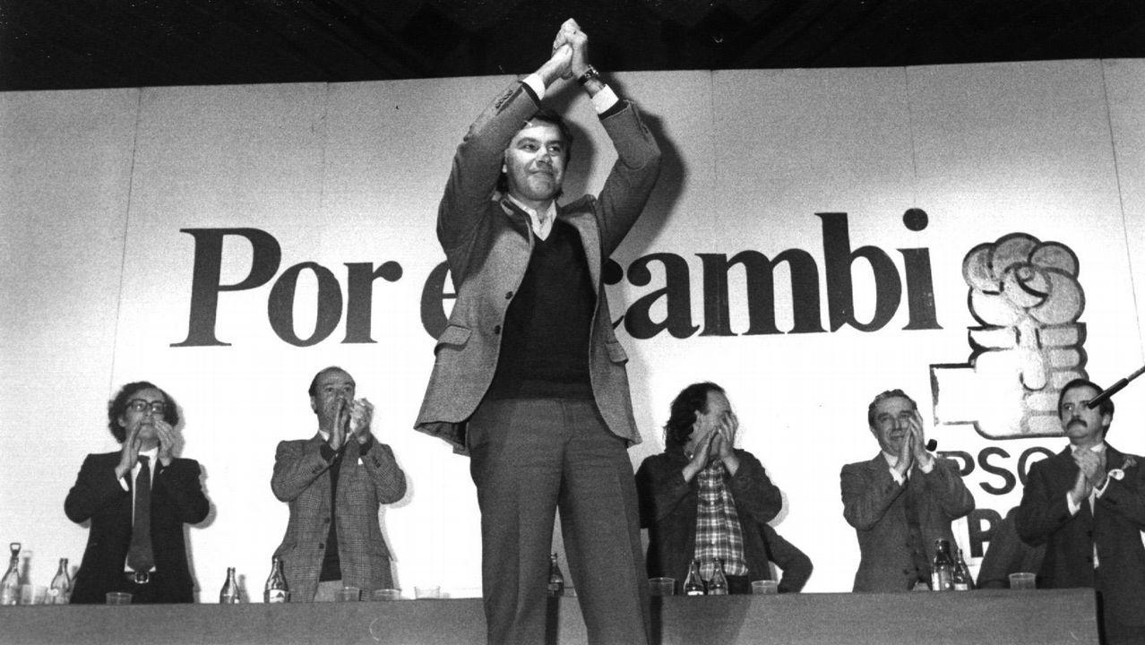 Felipe González (PSOE).Felipe González (PSOE). De noviembre de 1982 hasta marzo de 1996. Fue presidente 4.878 días
