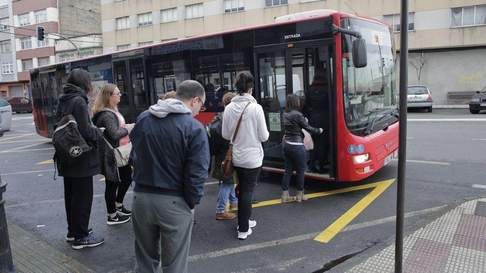 Autobús de la línea 6