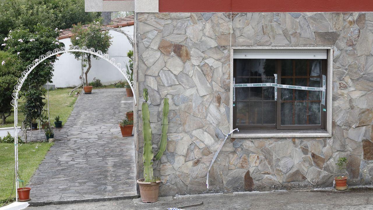 Las razones que llevan a los turistas a visitar Vigo pese a la quinta ola de covid.La Policía Científica buscó pistas en la casa de la víctima