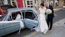 Una boda en tiempos de covid