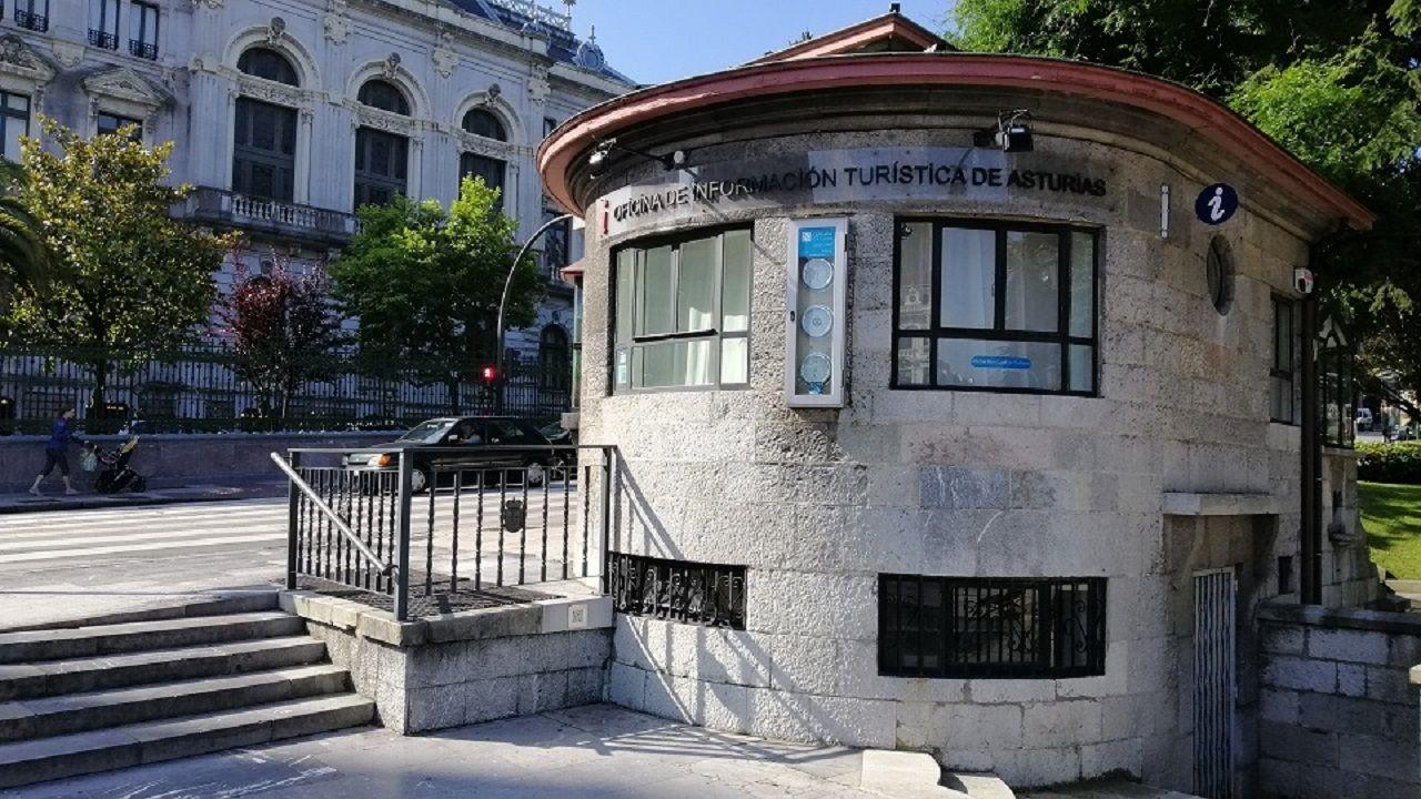 Oficina turística municipal de El Escorialín