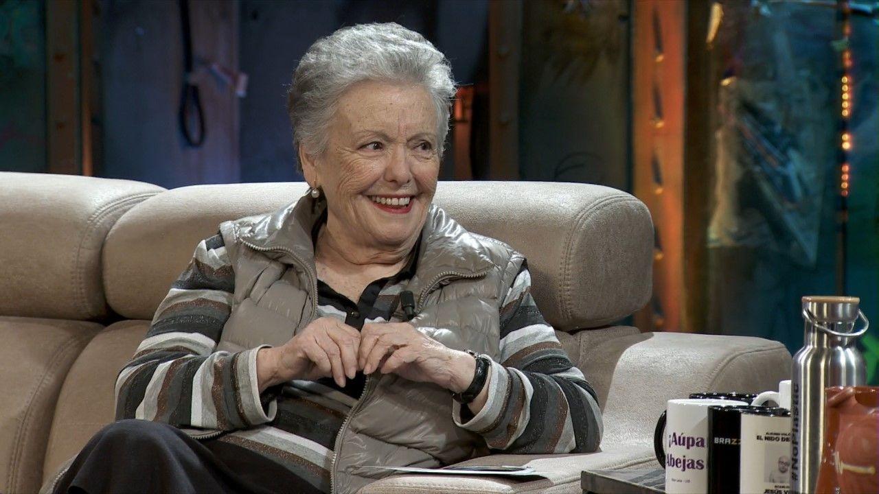 Entrevista a María Galiana en «La Resistencia».Emma Suárez e Isabel Naveira en un capítulo de «Néboa»