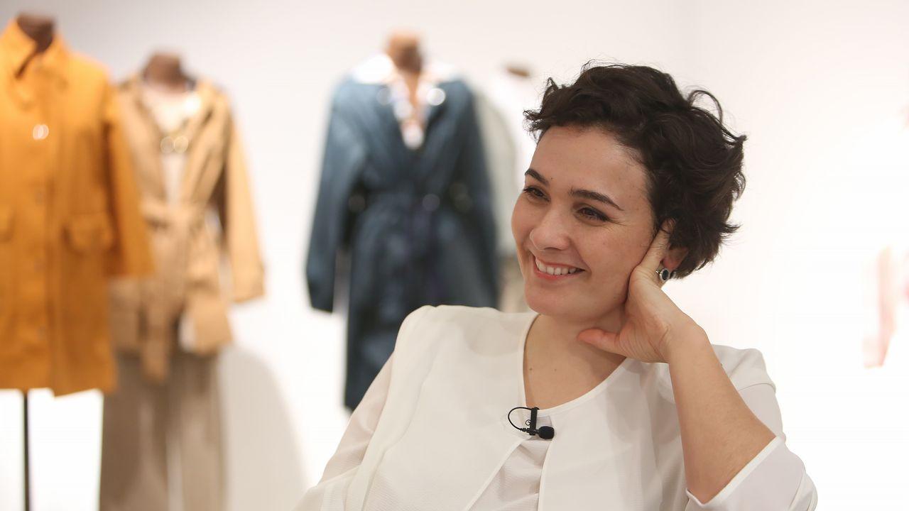 «Esta empresa necesitaba que se hiciese cargo alguien que la conoce».Tienda de Zara en Milán