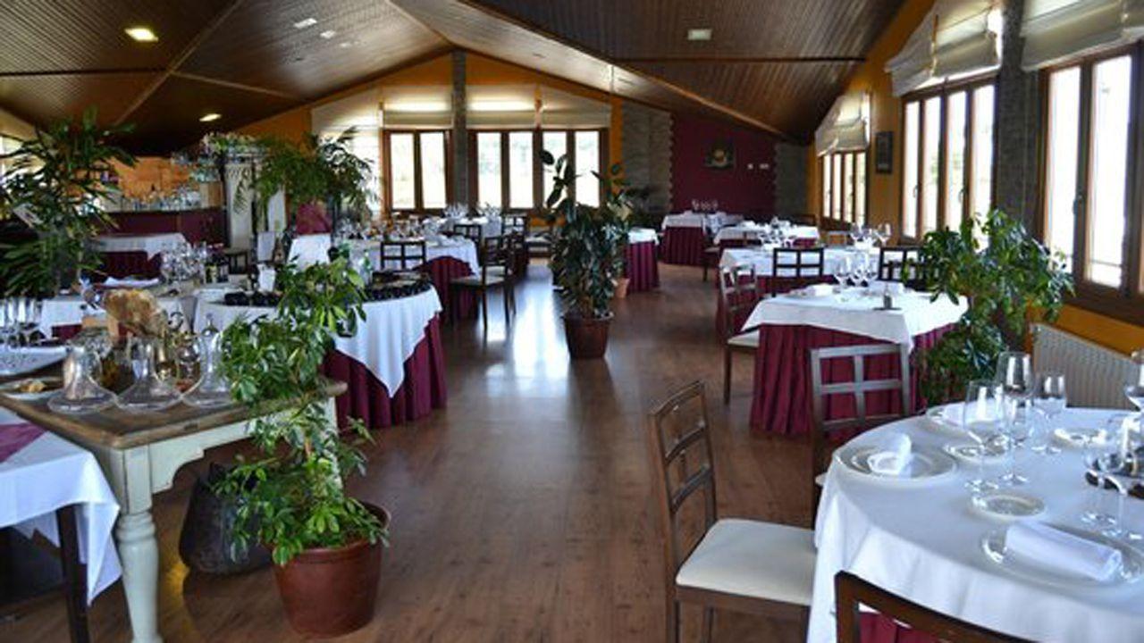 Restaurante Ferpel, en Navia, Asturias