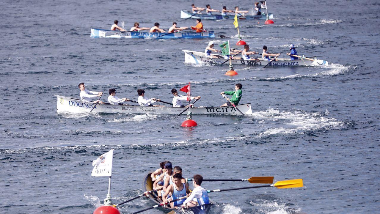 As imaxes do Campionato Galego de Bateis en Bueu.Imagen del territorial celebrado en Rianxo este mes