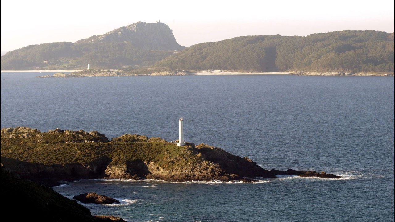 Embarque a las islas Cíes