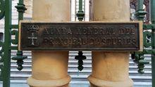 Cartel de la Xunta Xeneral