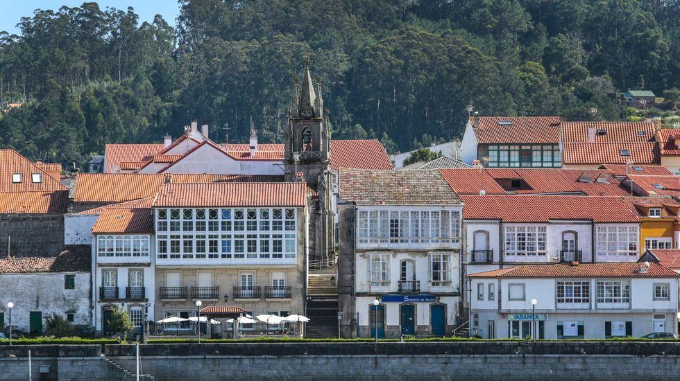 Familia de Arteixo que busca conseguir una vivienda en alquiler para no perder a sus hijas.Audiencia Provincial de Oviedo
