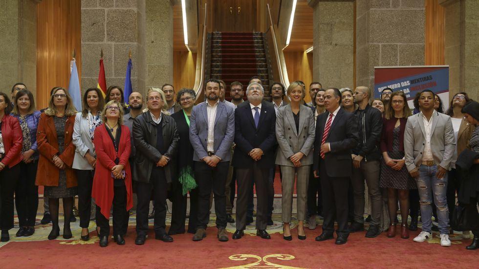 Concentración contra la pobreza en Vigo