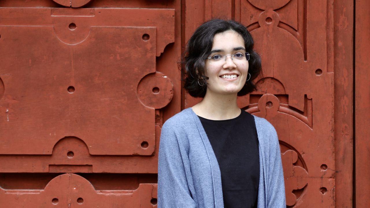 Rosalía Soto Rey, una de las tres mejores notas en la última ABAU