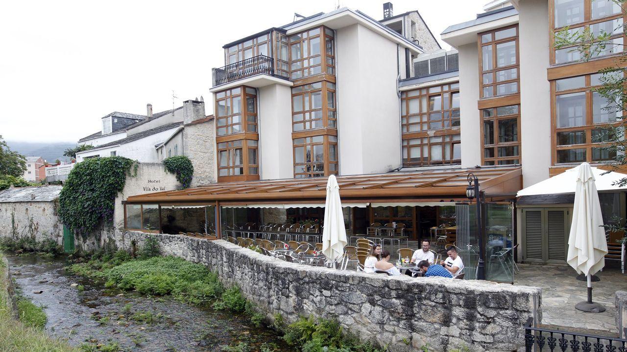 Foto de archivo tomada hace dos años en el hotel Vila do Val, ubicado en el centro de Ferreira